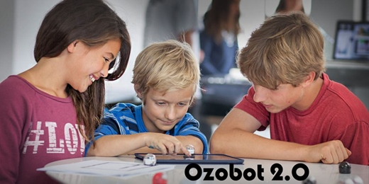 Ozobot路徑機器人--幼兒思考力趣味課程